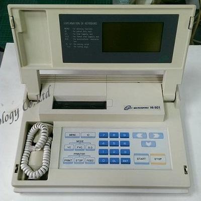 Microspiro HI-501 肺功能機