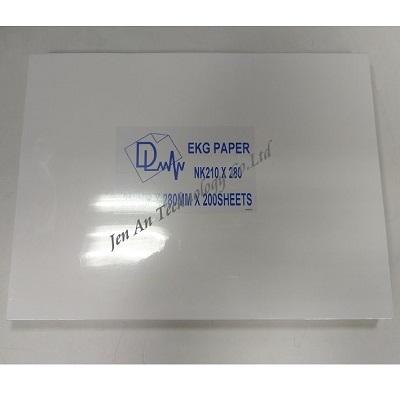 210x280mm (200P) 心電圖紙