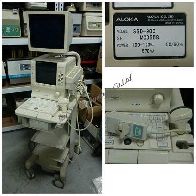 SSD-900 超音波掃描儀