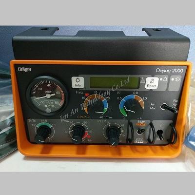 OXYLOG 2000(8413950) 麻醉呼吸器