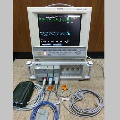 M1204A 生理監視器