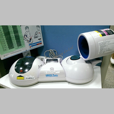 UDEX-TWIN TYPE II 隧道式血壓計