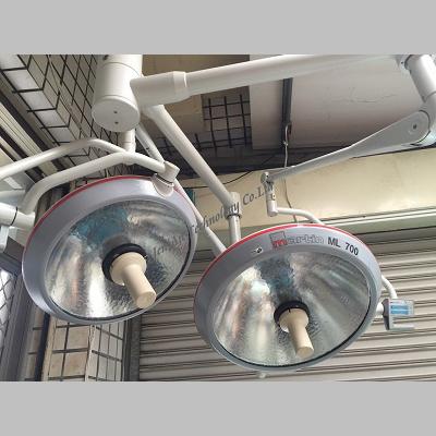 ML 700 + ML500 手術燈雙燈(天井式)