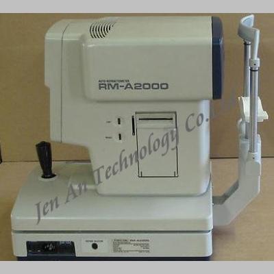 RM-A2000 驗光機