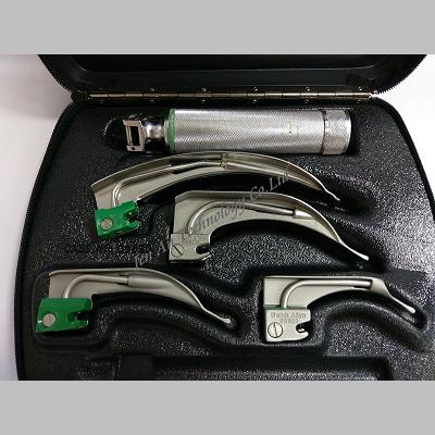 69601+69603+MAC2+EMA 喉頭鏡組