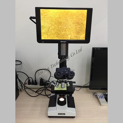 G303(附CCD、10.2螢幕) 顯微鏡