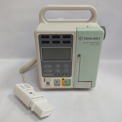 TE-112 INFUSION PUMP (IV PUMP 輸液幫浦)