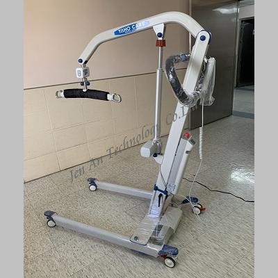 YH207-3+磅秤 電動移位磅秤