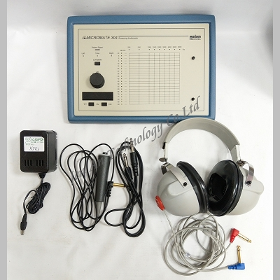 MICROMATE 304 聽力機